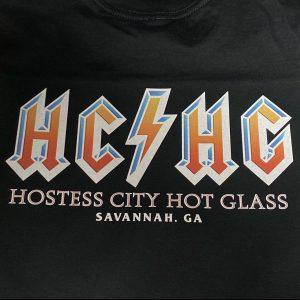 Hostess City Hot Glass